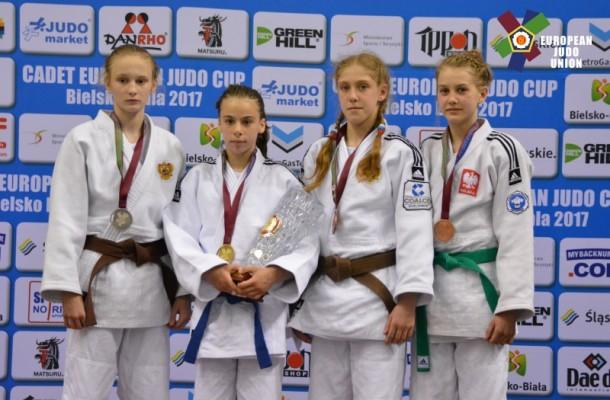 Trei medalii pentru Romania la Cupa Europeana U18 Bielsko Biala