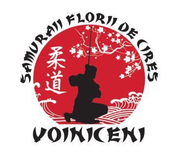 Logo samurai voiniceni