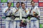 Chitu Andreea bronz IJF Grand Prix Tel Aviv 2019