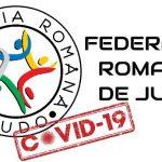 COMUNICAT cu privire la reprogramarea competitiilor de Judo