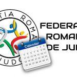Federatia Romana de Judo prezinta calendarul competitional 2021