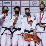 Andreea Chitu, prima medalie internationala pentru Judo in vreme de pandemie