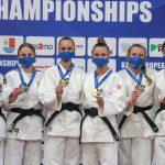 AUR pentru Romania la Campionatul European de Kata