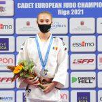 Doua medalii pentru Romania la Campionatul European de Cadeti de la Riga