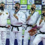 Vlăduț Simionescu a obținut argintul la Grand Prix-ul de la Zagreb