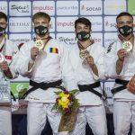 Adrian Sulca este CAMPION MONDIAL DE JUNIORI